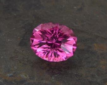 1.15 ct Pink Tourmaline. Natural Untreated. Custom Cut USA Loose Gemstone