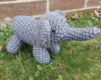 Little Elephant plushie