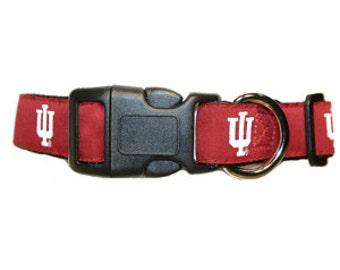 University of Indiana Dog Collar