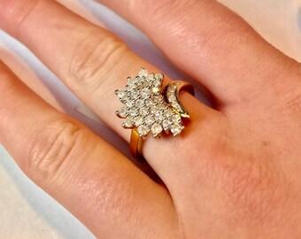 1 Carat Diamond Ring
