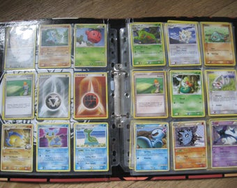 Pokemon nintendo 1996 - 2007 trading cards collecting playing