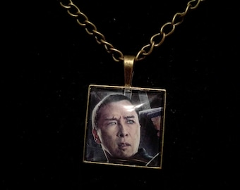 Star Wars Rogue One Chirrut Îmwe Pendant