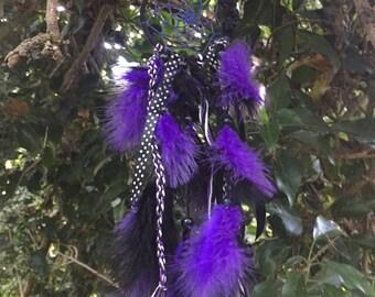 Purple Nights Dreamcatcher