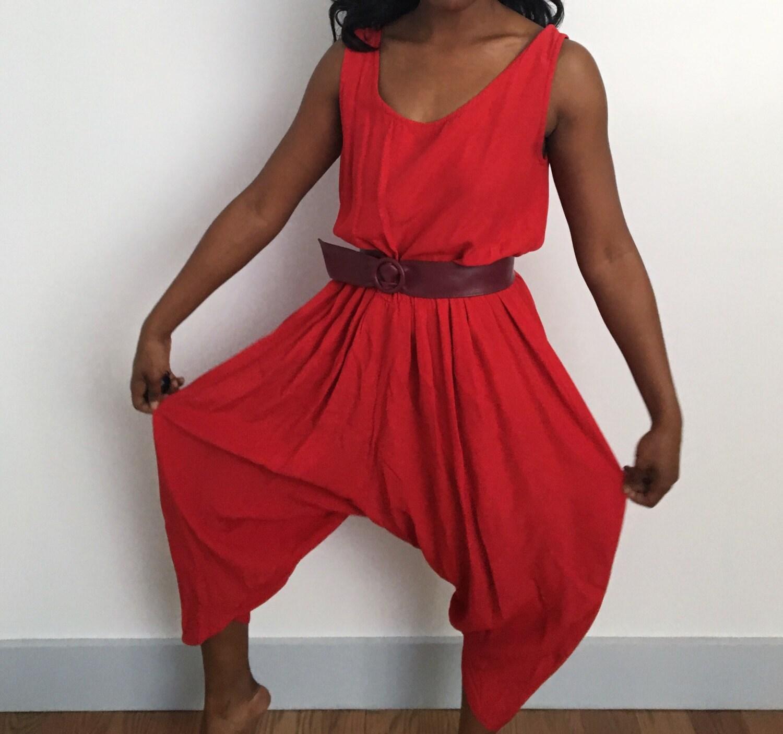 vintage clothing jumpsuit 80s 90s 70s clothes harem