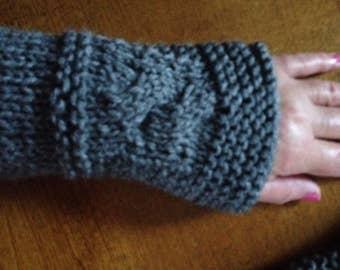 Outlander Inspired Arm Warmer Sleeve