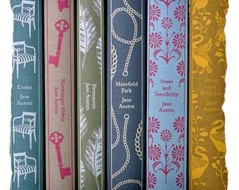 Jane Austen Cushion Case, pillow, bedding, bedrrom, jane austen, books, victorian literature, 19th century