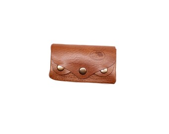 Leather wallet Stitch-less - Stitch-less Rivet wallet