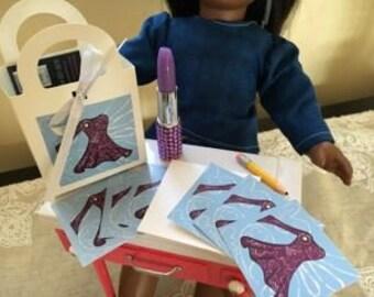 Purple Dream Card Kit