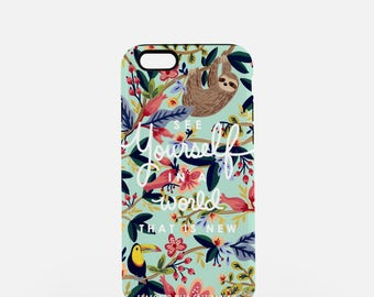 Phone Case - See Yourself In A World That Is New, iPhone, Samsung Galaxy, JW Gift, Pioneer, Jehovah's Witnesses, JW Baptism Gift, JW.org