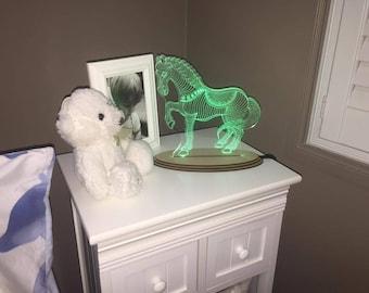 Pony Nightlight