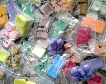 Soy Wax Testers, BUY 2 GET 1, Scented Wax Melts, Tarts