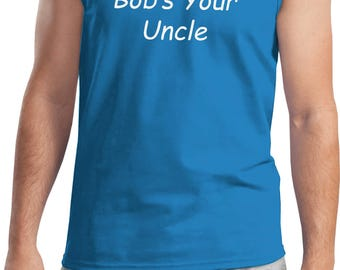 Men's Bob's Your Uncle Tank Top BOB-2200