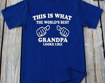 Fathers day gift Shirt Gift For Grandpa Fathers day Shirt Grandpa Gift Grandparent Gift Grandpa T-shirt Grandpa shirt Christmas Gift