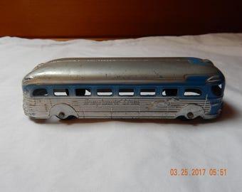 Tootsietoy Greyhound Bus