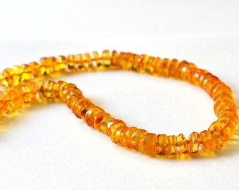 Natural Amber Necklace, Amber Jewelry, Amber Gift, Baltic amber, Natural Beauty, Pure Amber