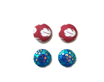 Lilo and Stitch Inspired Disney Earrings