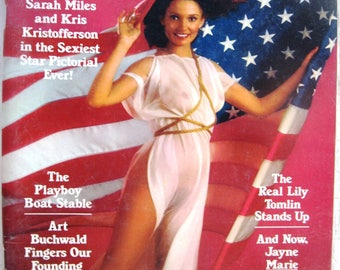 PLAYBOY July 1976 Excellent condition, looks new FREE SHIPPING