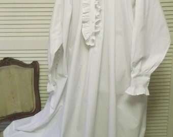 SALE! Antique Nightgown - XL