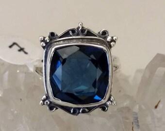 Iolite Ring Size 7