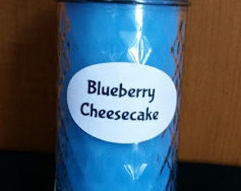 Blueberry Cheesecake 12 oz. Candle