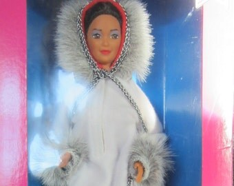 Eskimo Barbie, Dolls of the World Collection 1990