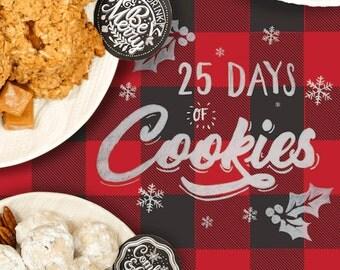 25 Days of Cookies eBook