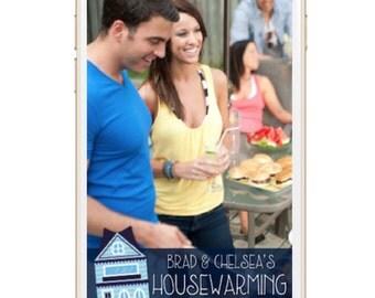 Housewarming Snapchat Geofilter