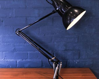Anglepoise Adjustable Desk lamp made by Herbert Terry and sons, of Redditch, England - 1938 (Shipping is extra)