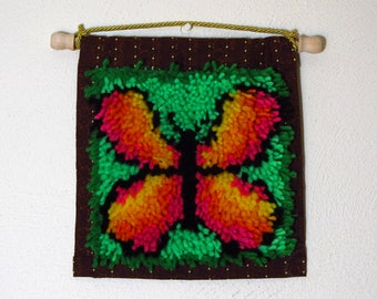 Butterfly Wall Hanging OOAK
