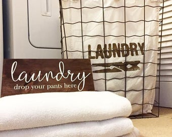 laundry room sign/ laundry room decor/ laundry/ farmhouse decor