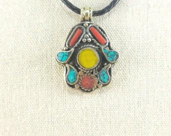 Hand of fatima pendant s 15