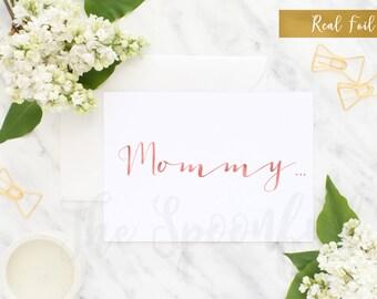 To My Mom Card, Mom Wedding Card, Family Wedding Card, Mom Card, Wedding Day Card, Mom Wedding Day Card