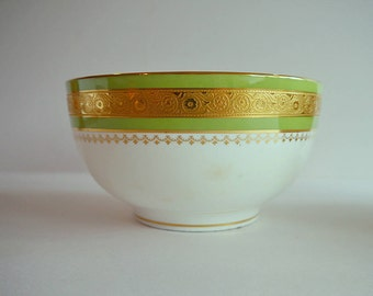 Antique Minton China Fruit Saucer