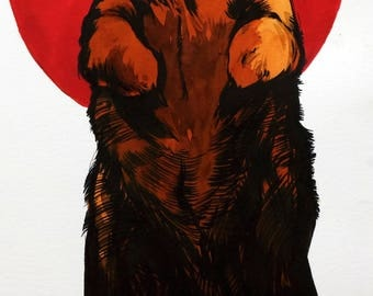 Red Moon Bear