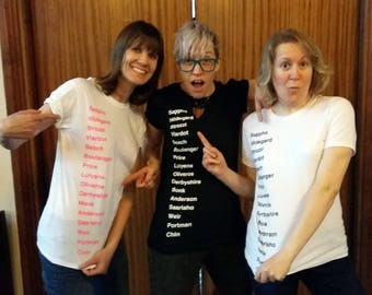Female Composers T-Shirt