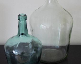 Old bottle Lady Jane glass