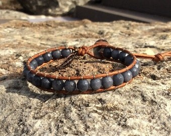 DB Single Wrap  Bracelet