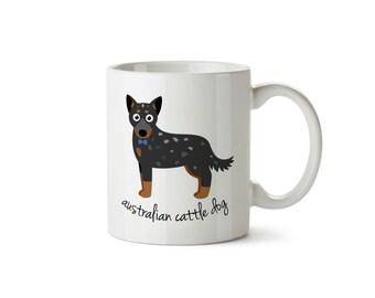 Australian Cattle Dog Mug (boy)