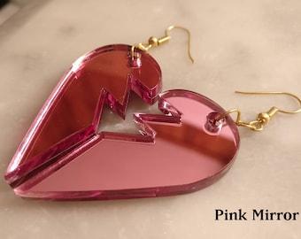 Broken Hearted Earring