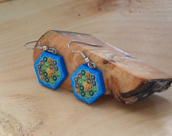 Earrings | Settlers of Catan | Game Board
