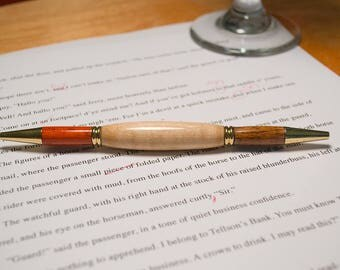 Editor's Pen - Double-Ended Pen for Writers, Editors, and Teachers