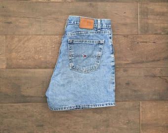 Vintage Tommy Hilfiger Jean Shorts / Tommy Jeans