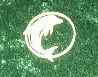 Dolphin Ornament - 1011