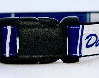 Duke University Dog Collar