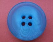 9 hellblaue Knöpfe 23mm (5215) blau