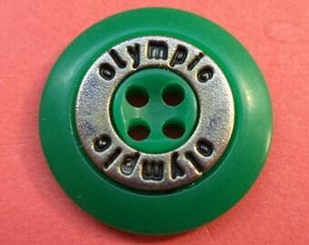13 buttons green 18mm (4580) jacket buttons