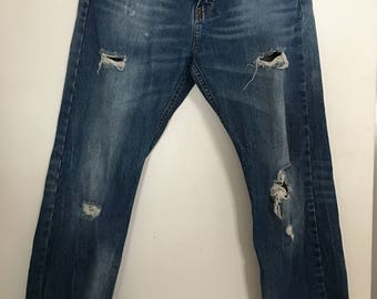 Vinatge bullhead 90s boyfriend jeans