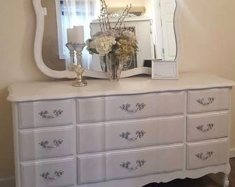 Kent coffee french provincial dresser