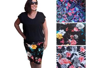 Custom Pencil Skirt (A-premium)