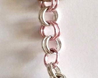 Chainmaille Ball Key Ring